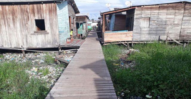 Zona sul lidera casos de covid-19 em Macapá