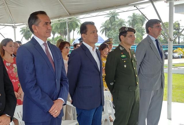Bancada do Amapá foi a que mais indicou emendas, diz Marinha