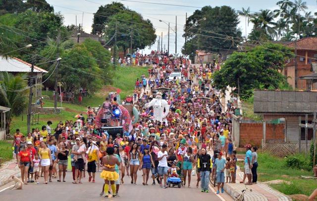 Carnaval de Mazagão terá 5 dias de folia com blocos