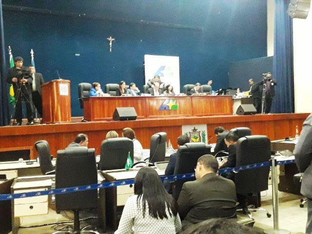 Reforma da Alap provoca bate boca, e caso vai parar no Conselho de Ética