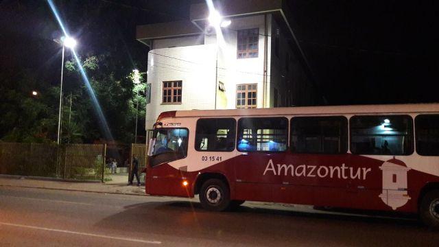 Em Macapá, 3 ônibus são assaltados em menos de 2h