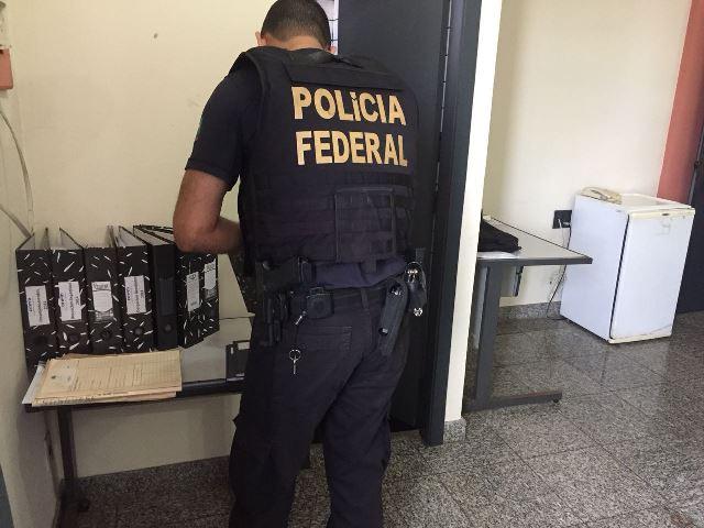 Chefe da Agência Nacional de Mineração está entre os presos pela PF