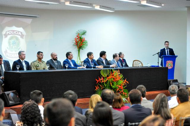 Toma posse novo superintendente da PF no Amapá