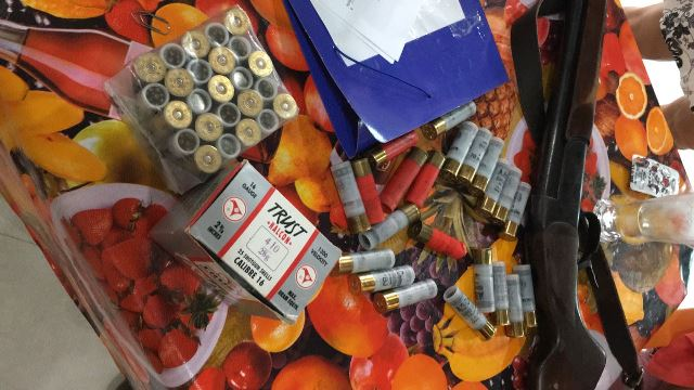PF faz operação contra tráfico de armas Guiana/Amapá