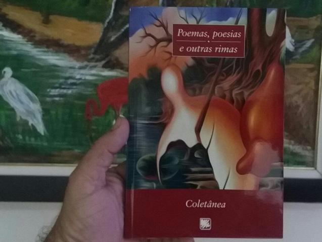 Lançamento: obra traz poemas de 20 escritores amapaenses
