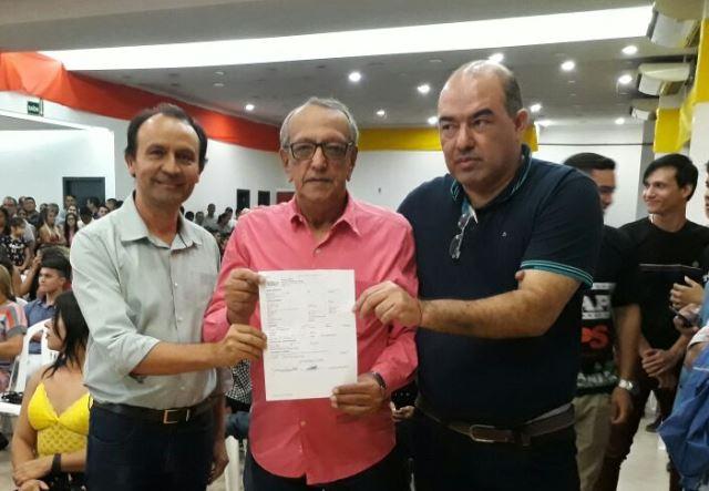 PPS lança empresário como candidato a vice de Waldez
