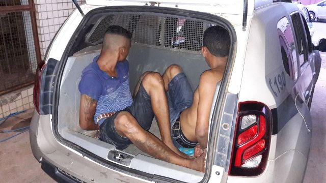 Polícia recupera R$ 1,5 mil roubados por dupla que invadiu casa de empresário