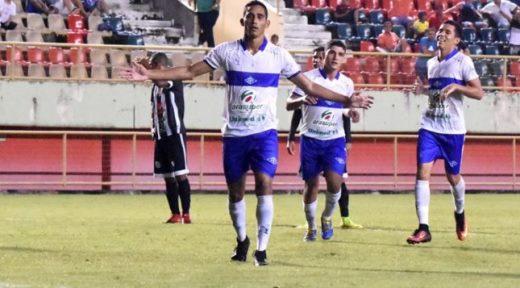 Santos-AP estréia com derrota na Copa Verde