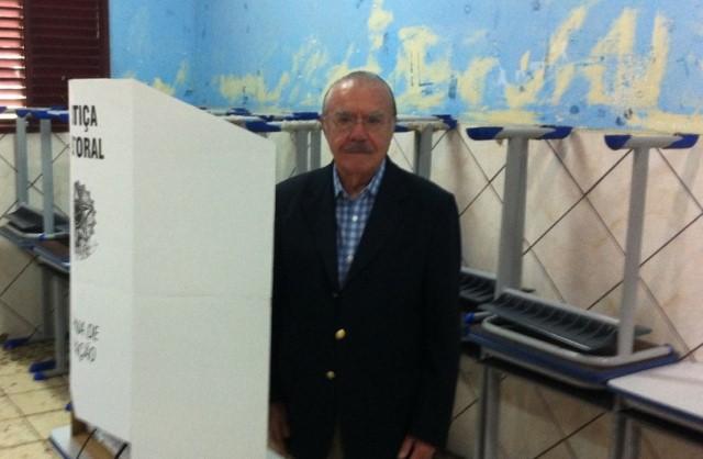 Sarney transfere título de volta para o Maranhão