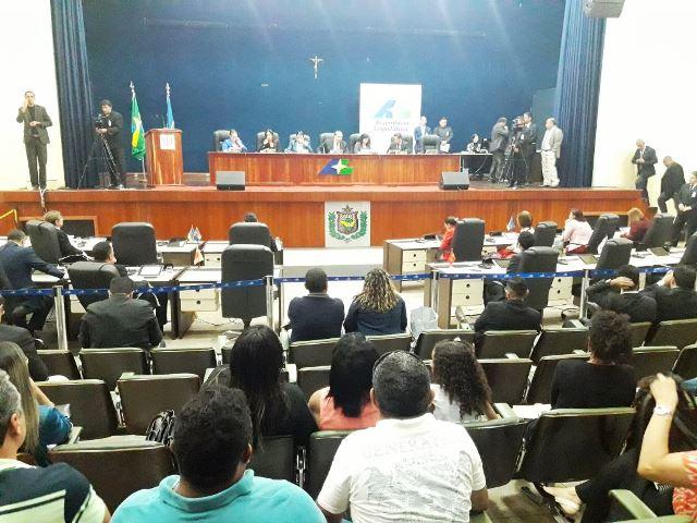 Ex-gestores da Assembleia têm R$ 3 milhões em bens bloqueados
