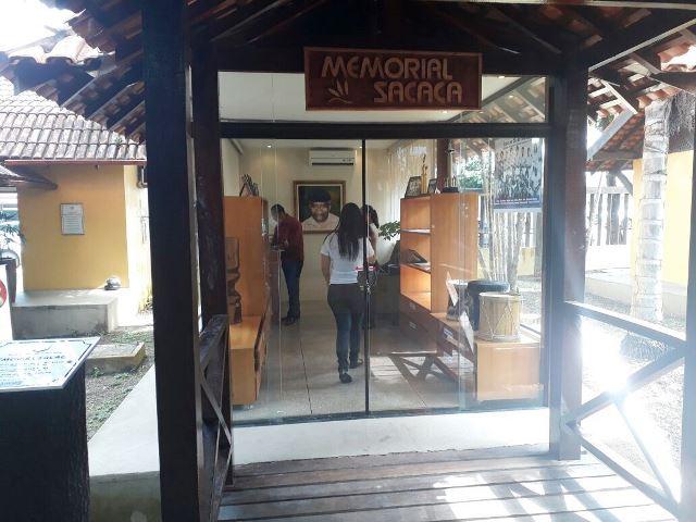 Revitalizado, Museu Sacaca ganha memorial