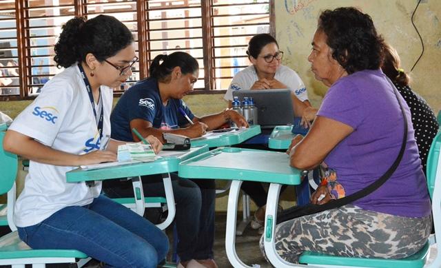 Ações de saúde, lazer e cultura vão celebrar o mês das mulheres no Sesc