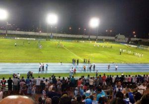 Com Zerão lotado, Santos-AP perde por 3 a 2 para o Paysandu