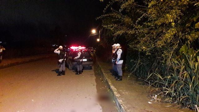 PM identifica motociclista morto em acidente