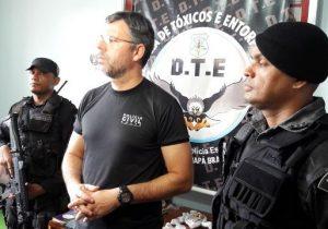 """""""Distribuidores"""" de drogas da zona norte são presos em operação da DTE e Bope"""