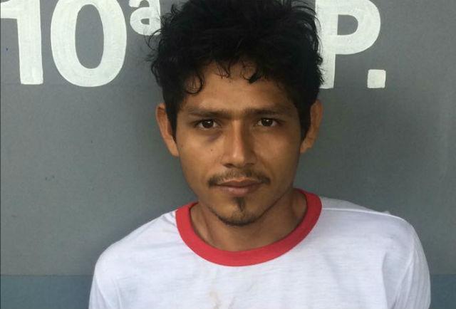 """""""Machão"""", criminoso mais procurado em Fazendinha, é preso"""