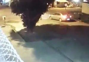 Polícia divulga vídeos que mostram carro usado na chacina da zona norte