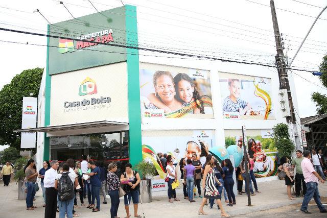 Casa do Bolsa atenderá a mais de 30 mil famílias