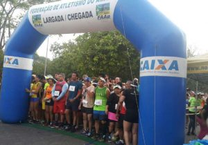 Campistas organizam corrida para levantar capela