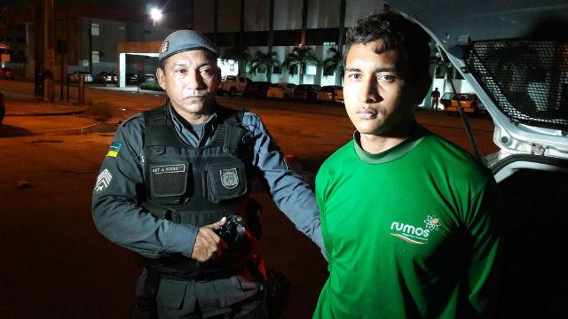 Preso confessa assassinato do vizinho e diz que decepou mão da mulher por traição