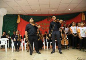Centro cultural de Pedra Branca recebe R$ 163 mil para instrumentos musicais