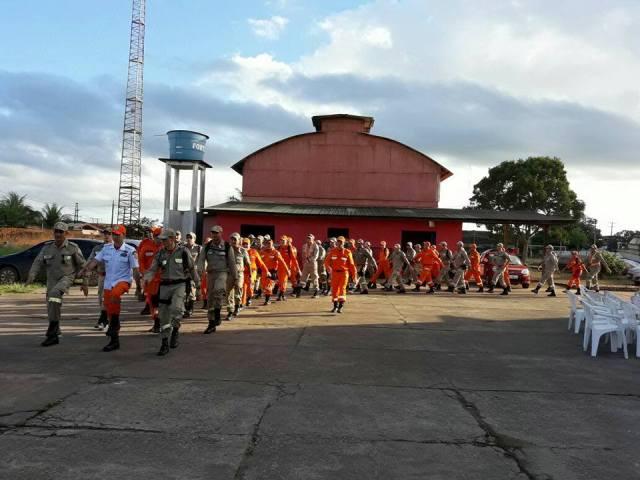 Alap aprova projeto do Executivo que estrutura carreira de bombeiro militar