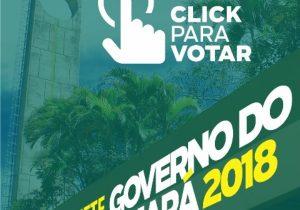 Enquete: Em quem você votaria para o governo do Estado?