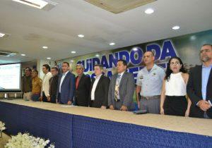Governo assina contratos de R$ 50 milhões para a Segurança Pública