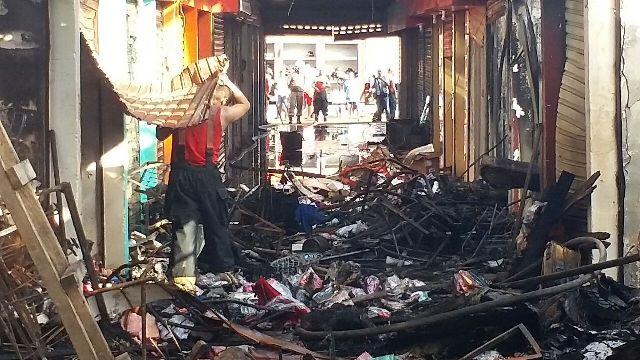 Vítimas de incêndio no Mercado de Oiapoque receberão linha de crédito especial