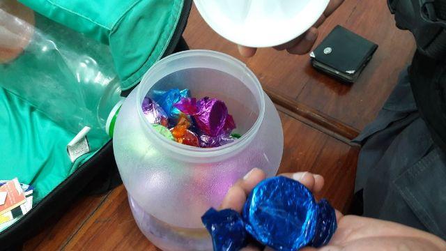 Polícia prende dupla que roubou vendedor de bombons