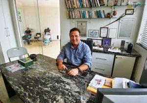 """""""A eleição para o governo está polarizada"""", diz Lucas Barreto"""