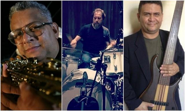 Banda de jazz faz show para custear viagem para festival na Europa