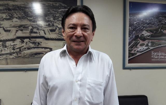 É grave estado de saúde do ex-vice Papaléo Paes