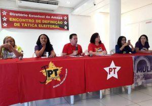 PT define que não terá candidatura própria ao governo nem ao senado no Amapá