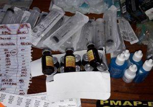 Polícia encontra menores e drogas em festa rave