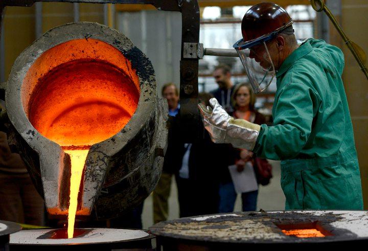 O Amapá como produtor de aço