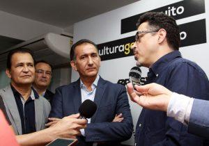 """""""Queremos fomentar o audiovisual no Amapá"""", diz ministro da Cultura"""