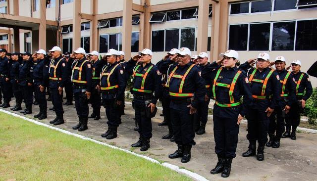 Guardas municipais serão treinados para uso de armas de fogo