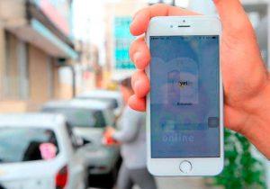 Transporte por aplicativo: Em 1ª parcial, opção de internautas é quase unânime