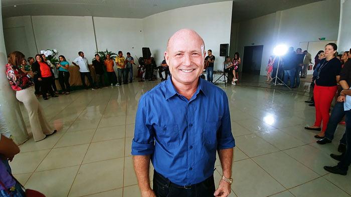 """""""Prefeitura não tem capacidade para nada"""", diz o pré-candidato a prefeito Bala Rocha"""