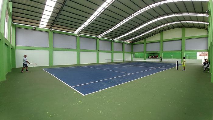 Condomínio Bougainvillea: torneio de tênis reúne moradores e parceiros