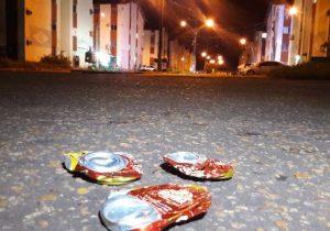 Catador de latinha é atropelado e morto na faixa de pedestre