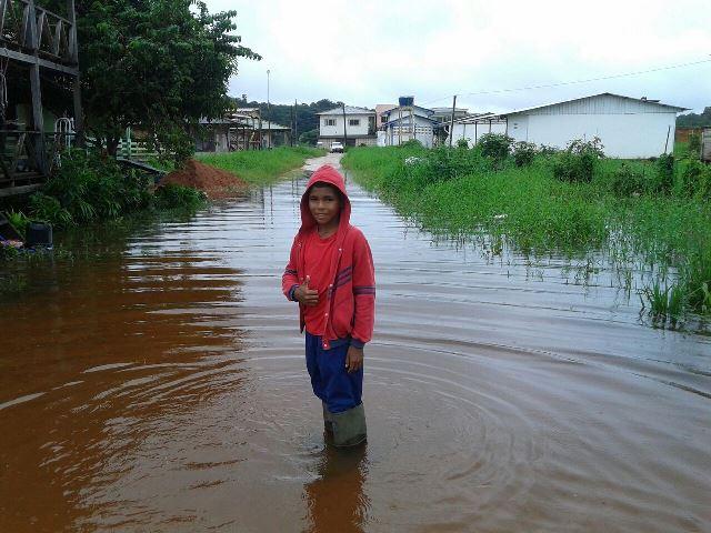 Previsão de mais chuvas deixa Defesa Civil em alerta para inundações