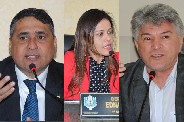 Deputados e outros quatro são condenados à perda dos direitos políticos