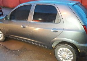 Bandidos armados invadem casa de agente do Iapen e roubam carro