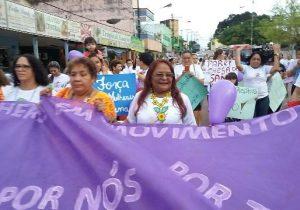 Encontro de mulheres pauta imigração e tráfico de pessoas na fronteira