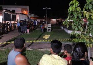 Vídeo mostra execução na Arena do Zerão
