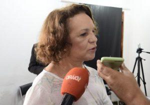 Fátima Pelaes reafirma pré-candidatura ao Senado Federal