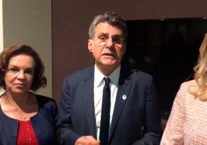 MDB indica Fátima e Gilvam como pré-candidatos ao Senado