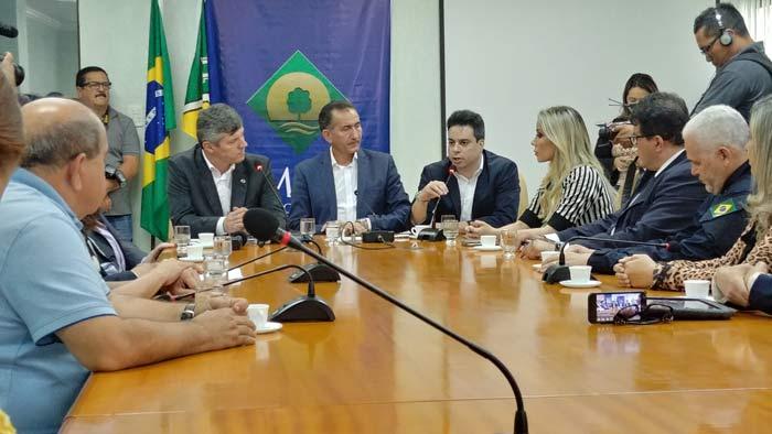 AP pede que Ministério duplique acesso para o Porto de Santana